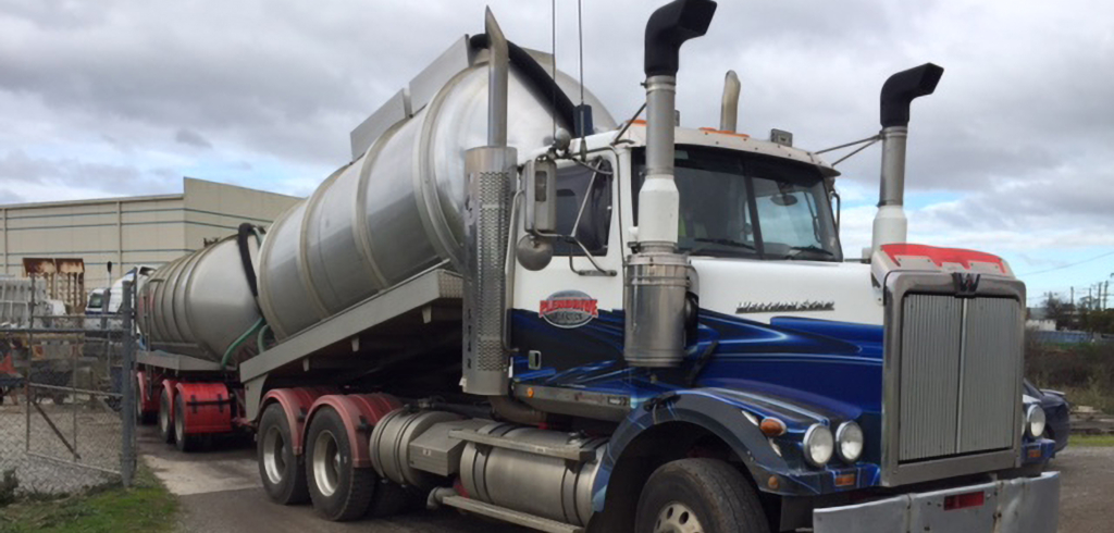 Sewage Waste Carrier - Plendrive in Victoria