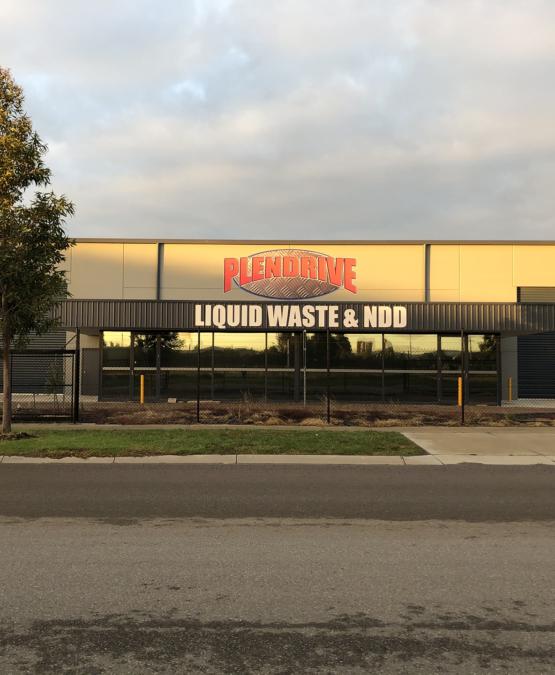 Liqui Waste & NDD Factory - Plendrive in Victoria