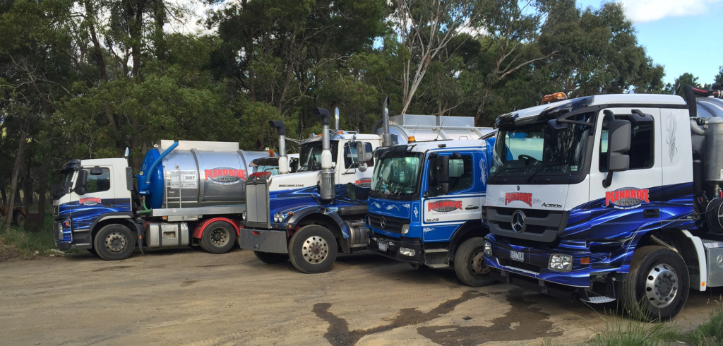 Our Fleets in Waste Management - Plendrive in Victoria