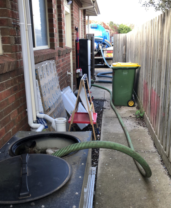 Commercial Grease Traps Cleaning Services - Plendrive in Victoria
