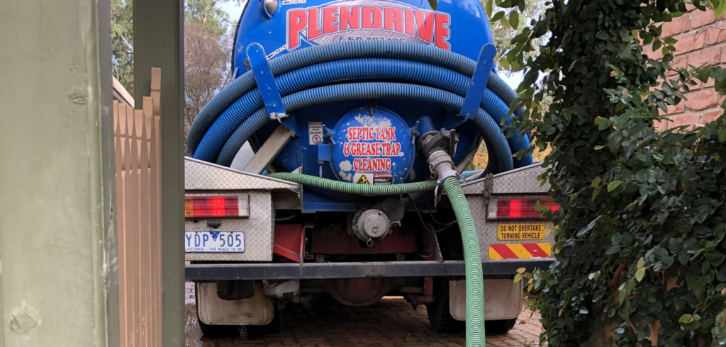 Grease Trap Waste Carrier - Plendrive in Victoria