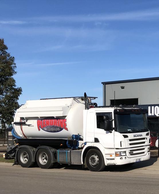 Waste Management Fleet - Scania - Plendrive in Victoria