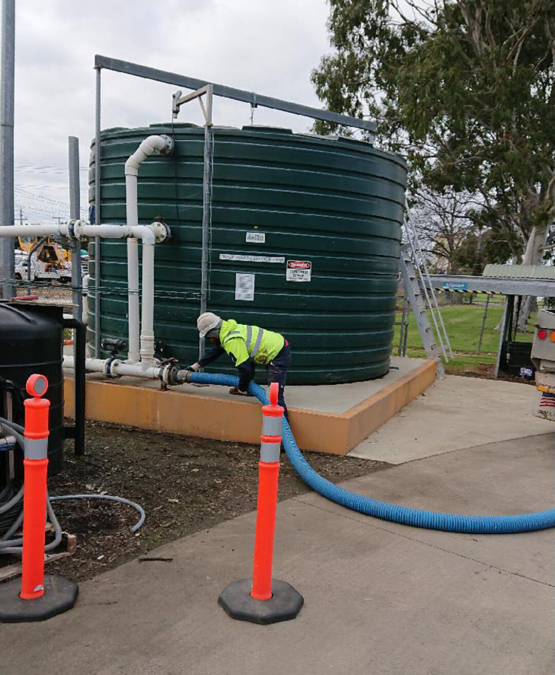 Water Tanks Cleaning Services - Plendrive in Victoria